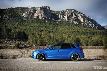 Audi RS3 Sportback lateral