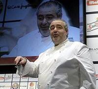 Sin una buena defecación no hay una gran cocina, palabras de Santi Santamaría