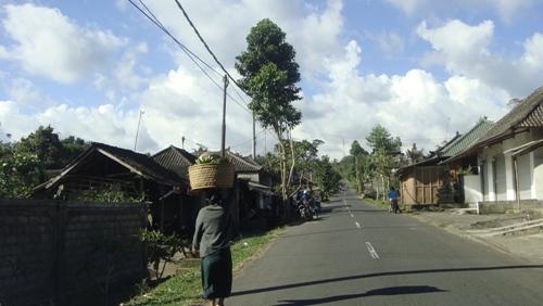 Bali: recorrido hasta Batur