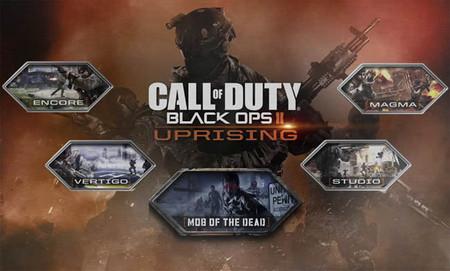 Primer tráiler de Uprising, el nuevo DLC de 'Black Ops II'
