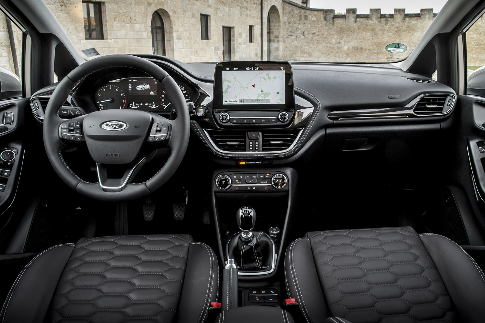 Foto de Ford Fiesta 2017, toma de contacto (156/192)