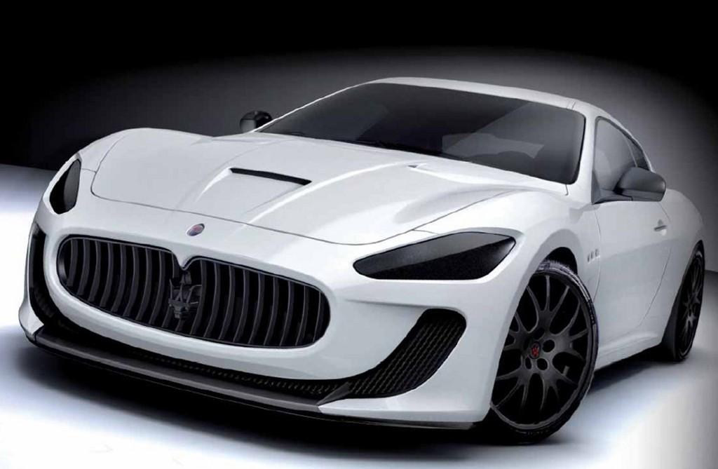 Foto de Maserati Gran Turismo MC Corse Concept  (7/12)
