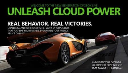 La relación de 'Forza 5' con la nube de Xbox One: una IA que aprende de todos