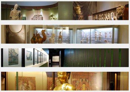 El Museo de Artes Orientales de Turín