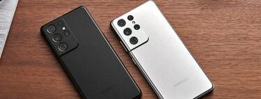 Samsung Galaxy S21 Ultra, un móvil enorme en tamaño y prestaciones, aunque con tres carencias inexplicables