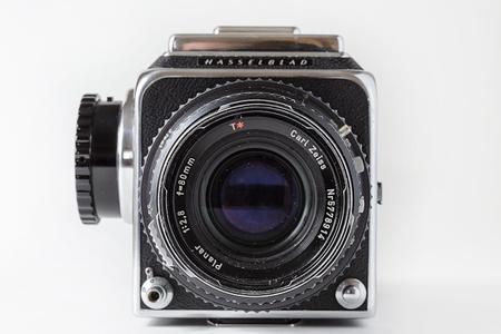 Frontal Hasselblad 500cm