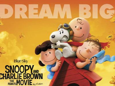 Animación | 'Carlitos y Snoopy: La película de Peanuts' de Steve Martino
