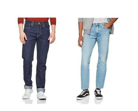 Tenemos los pantalones Levi's 502 Regular Taper por menos de 40 euros en varias tallas en Amazon. Envío gratis