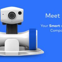 Si buscan un robot que cuide su casa pero también parezca un juguete, Riley es la solución