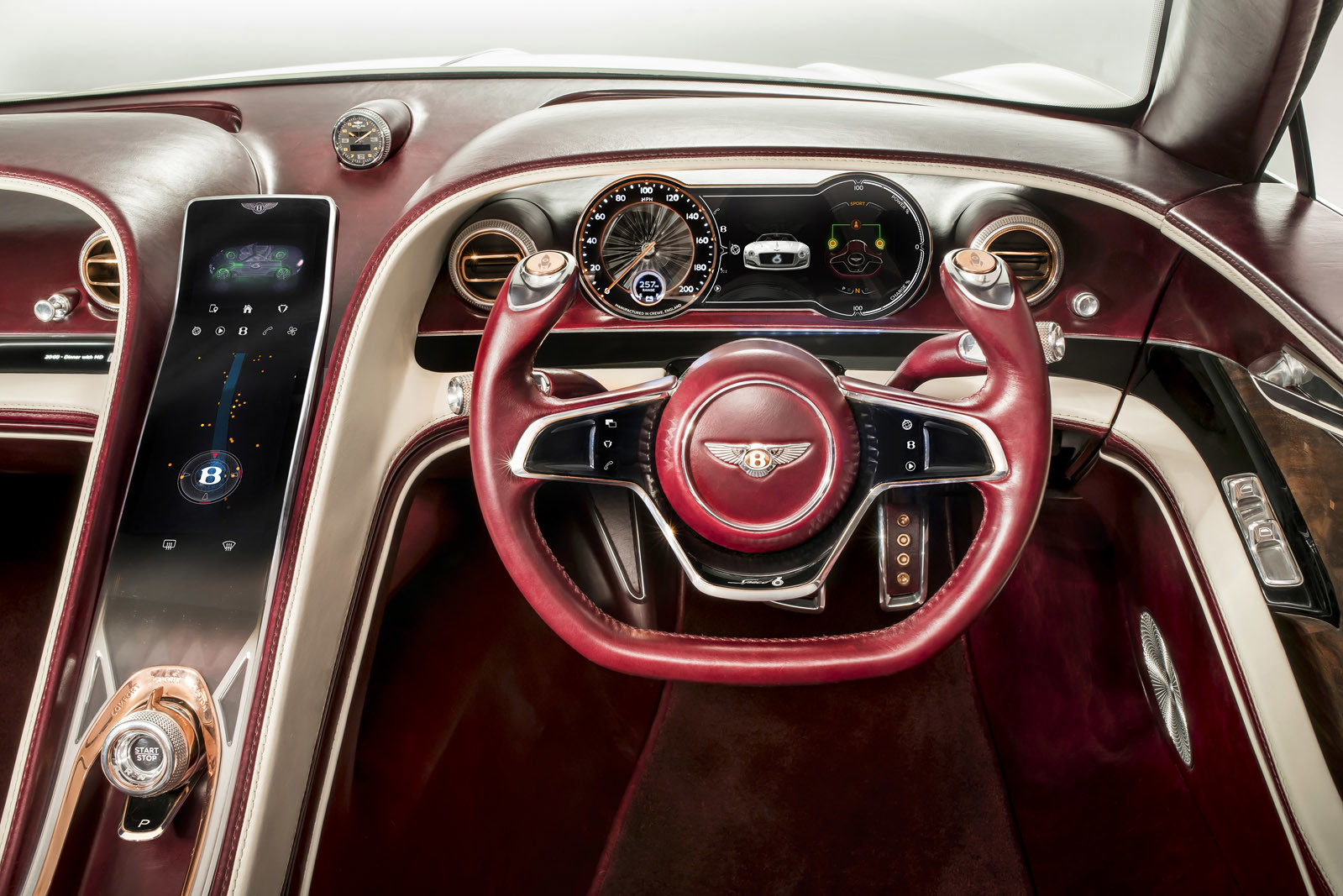 Foto de Bentley EXP 12 Speed 6e concept (8/11)
