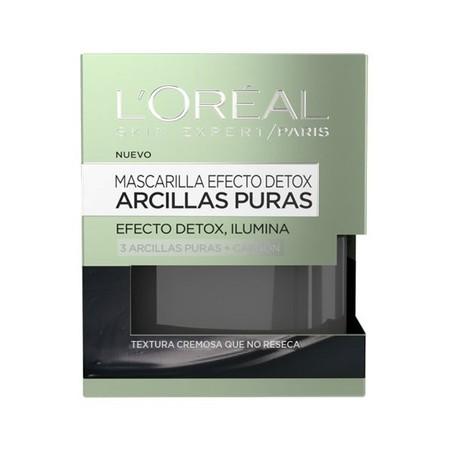 Loreal Mascarilla Arcillas Puras Efecto Detox 50 Ml