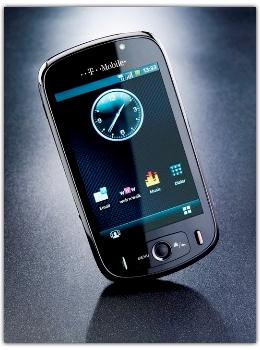 T-Mobile Pulse, el primer terminal Android de prepago