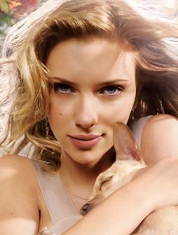 Scarlett Johansson ahora cantante