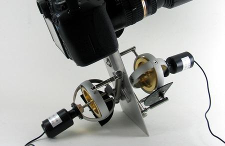 estabilizador giroscópico casero