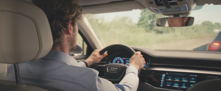 Audi A8 Teaser 2018