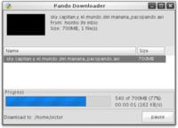 Pando saca por fin una versión para Linux