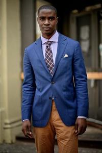 ¿Para qué llevar el traje completo si chaqueta y pantalón pueden ir mejor descoordinados?