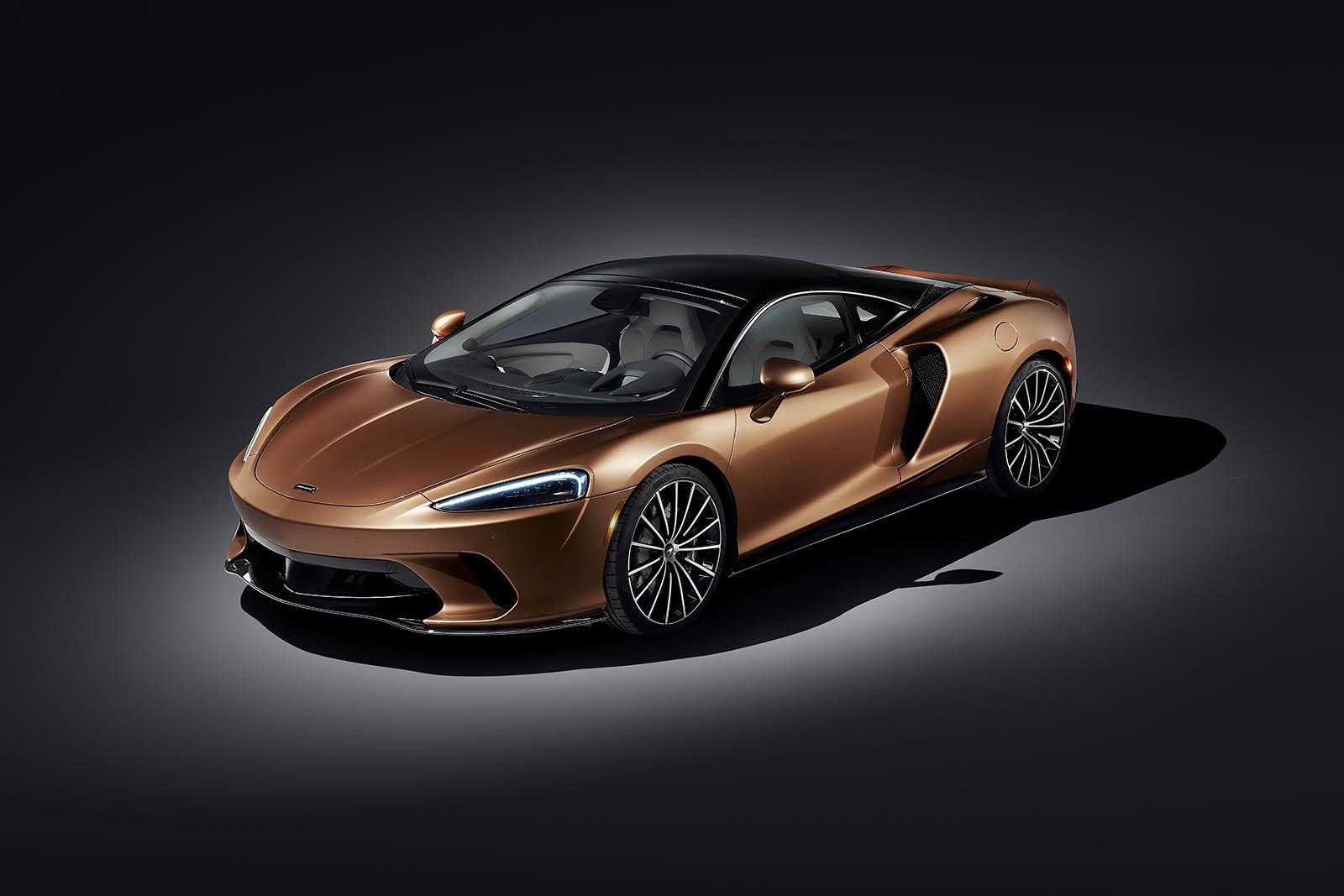 Foto de McLaren GT 2020 (20/35)