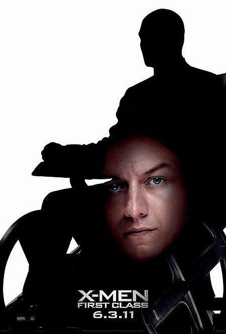 'X-Men: Primera generación', nuevos carteles
