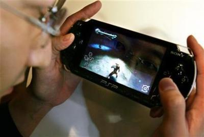 Novedades de la Sony PSP [CES 2008]