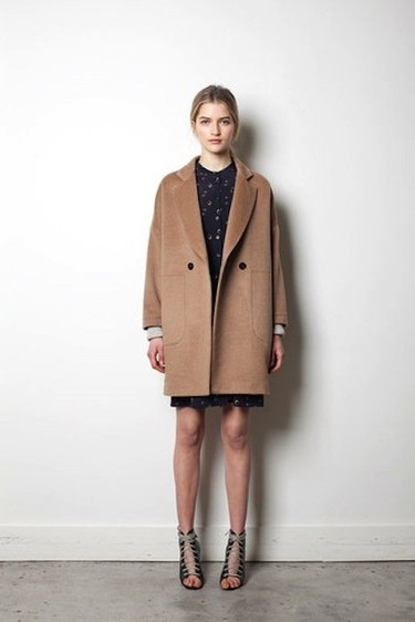 Boy. by Band of Outsiders Pre-Fall 2012: I love New York