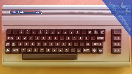 Análisis de THE C64 Mini, el retorno del Commodore 64 no es tan emocionante como nos hubiera gustado