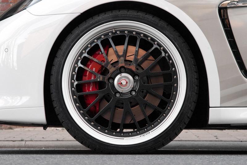 Foto de Porsche Panamera Turbo S por edo competition (20/28)