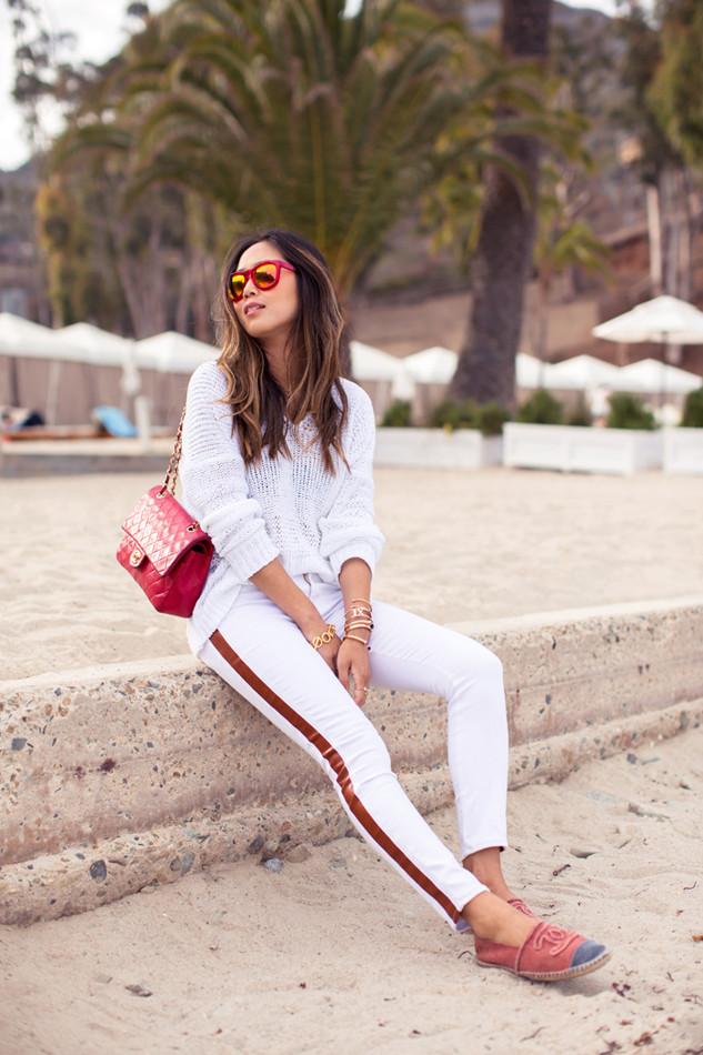 ¿Seguirán arrasando las alpargatas de Chanel esta primavera,verano? Las blogueras dicen sí