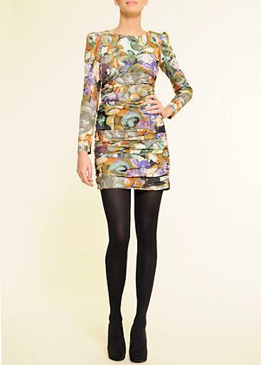 Foto de Vestidos de fiesta cortos de Zara, Mango, Asos, Topshop y Bershka (11/15)