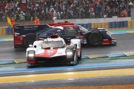 Toyota Le Mans Wec 2021