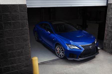 Lexus RC F 2019 y RC F Track Edition