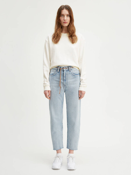 Levi S R Made Crafted R The Barrel Jeans