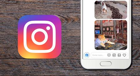 Instagram añade GIF animados en su mensajes privados
