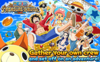 Bandai Namco lanza One Piece Treasure Cruise en Android