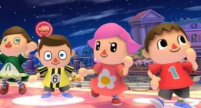 Super Smash Bros. y los trajes alternos