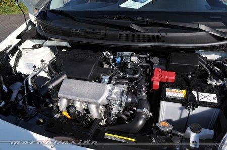 Nissan Micra DIG-S Motor