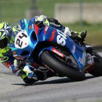 Dos nuevos podios para Toni Elías en Virginia