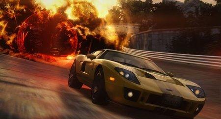 Blur, ser un buen videojuego de coches no basta para vender. El caso del bacon frito y los cereales