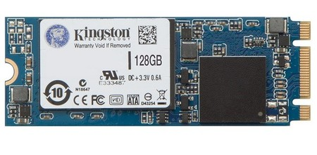 Las ASUS Zenbook utilizan SSD de tipo M.2, y son de Kingston