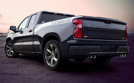 Chevrolet Silverado California Edition Sve 2