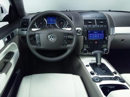 Volkswagen Touareg North Sails, edición especial por 56.450 euros