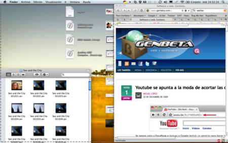 Cinch trae Aero Snap a Mac OS X
