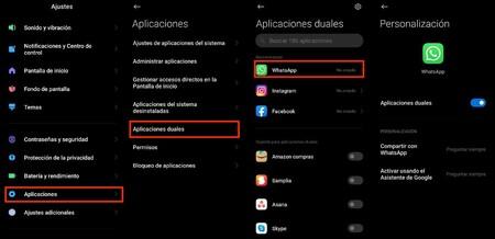 Pasos clonar apps