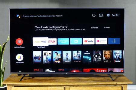 """El televisor Xiaomi Mi TV 4s de 55"""" que destaca por su relación calidad-precio está todavía más barato en MediaMarkt: 399 euros"""