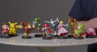 Nintendo muestra sus primeras figuras NFC. El nuevo sistema se llamará amiibo [E3 2014]