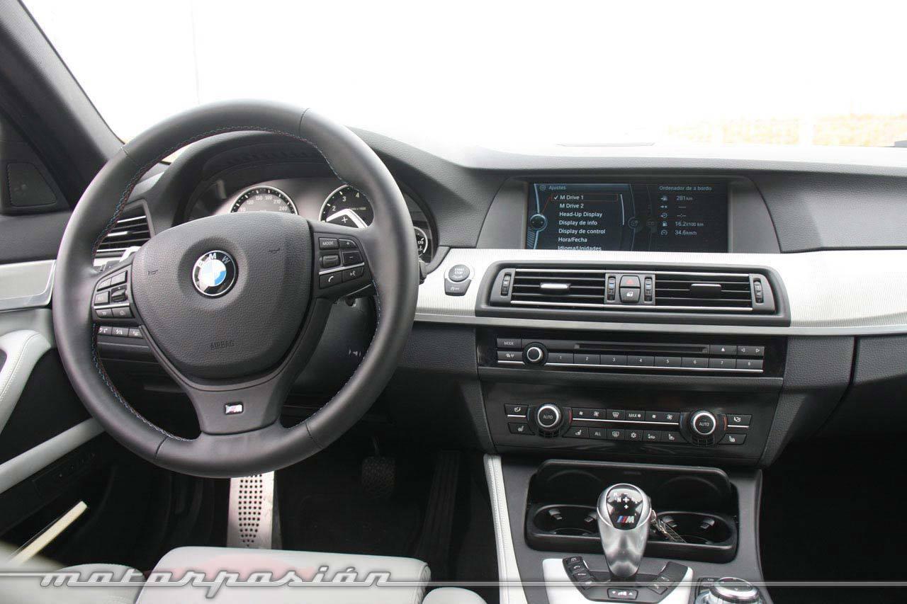 Foto de BMW M5 (Prueba) (66/136)