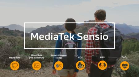 MediaTek entra en el mundo de la salud con un biosensor 6 en 1 para smartphones