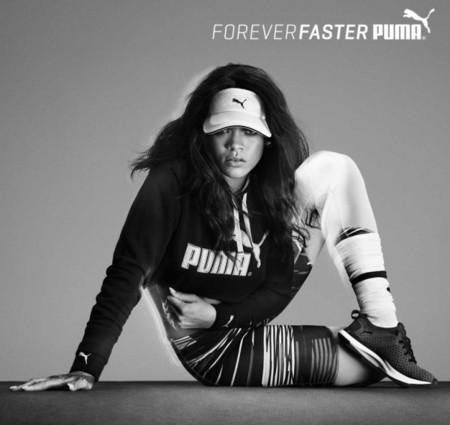 Rihanna Puma 2