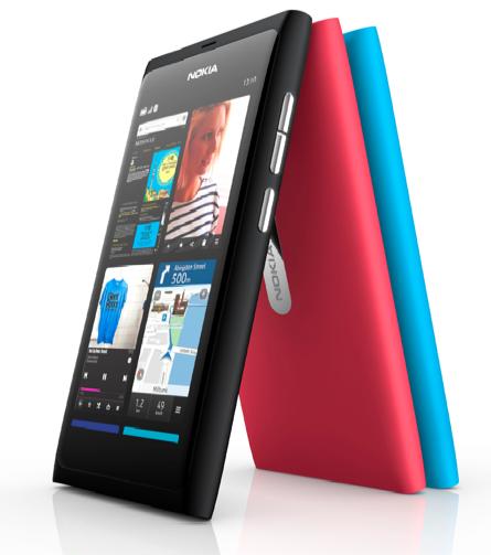 Nokia N9 a la venta en México