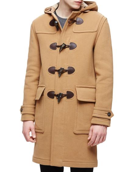 El clon de la semana: El duffle coat de invierno salta de Burberry a Lefties